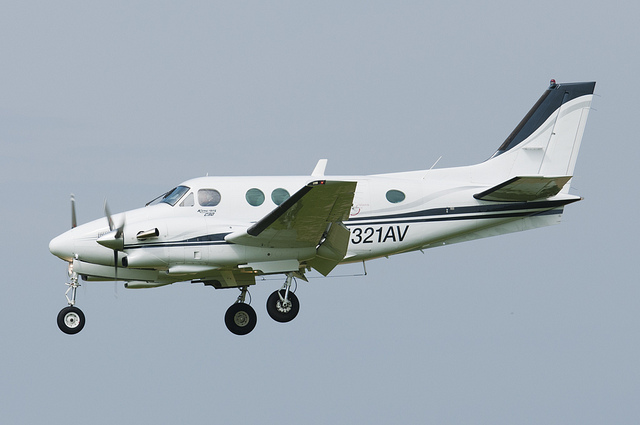 Meet the Fleet: King Air C90