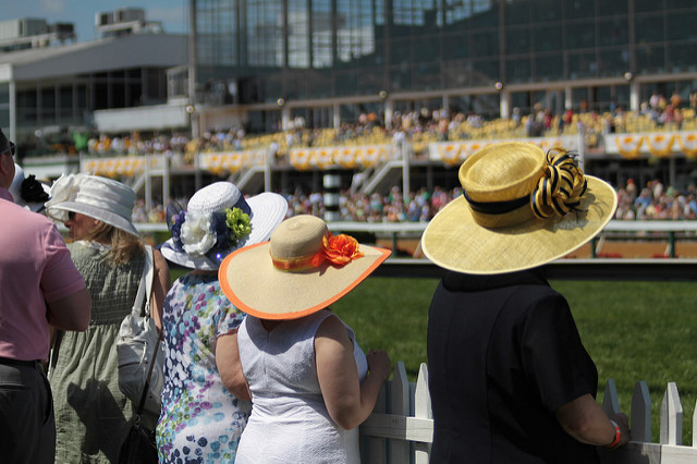 Try Your Luck at the Preakness Stakes!