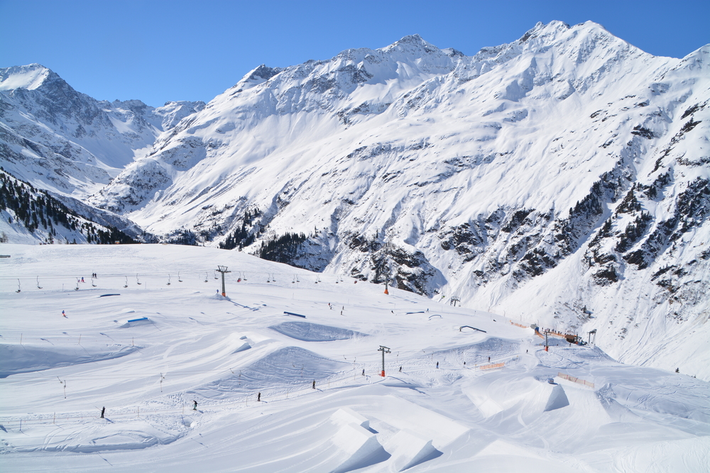 Best European Ski Resorts