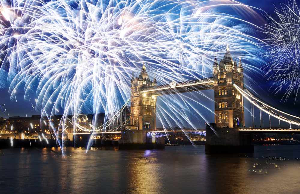 Top Destinations for New Years Eve