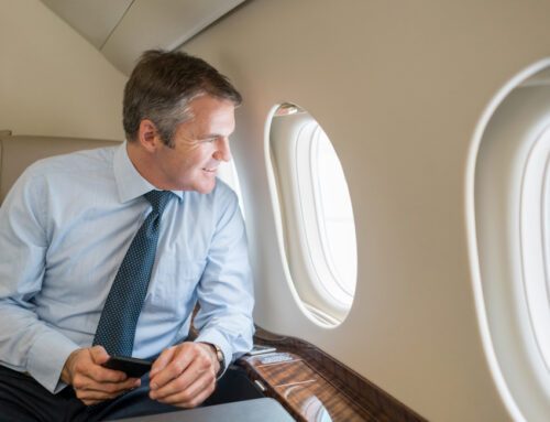 Private Aviation: How Business Travel Can Lead to Business Success