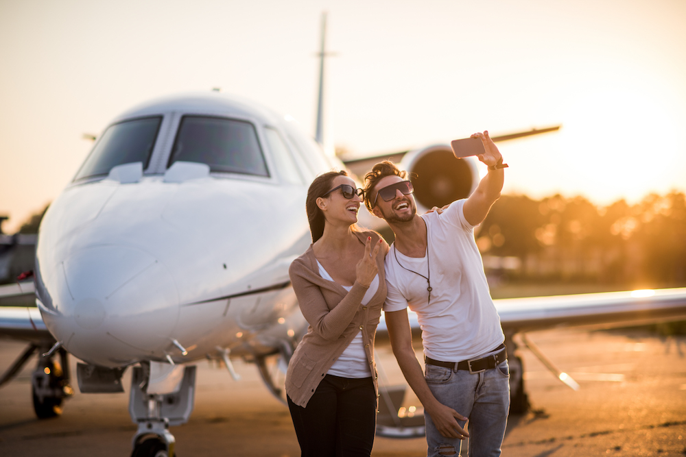 private jet travel not that expensive