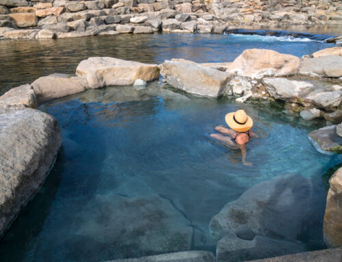 5 Colorado Hot Springs Getaways to Fly to Right Now