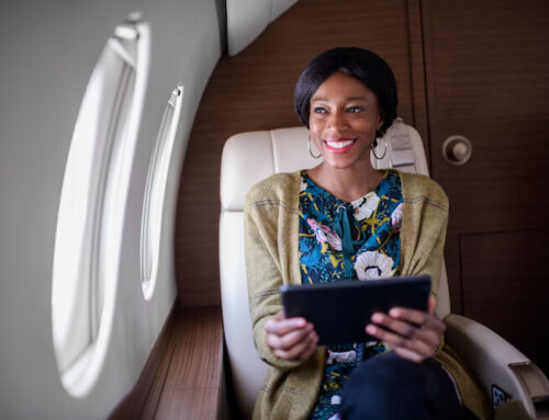 5 Revolutionary Trends in the Private Charter Jet Industry