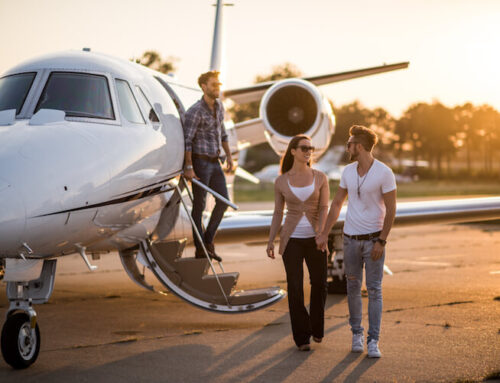 Uber for Private Jets – No, Really
