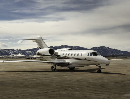 Mountain Aviation is now the largest Citation X operator in the world.
